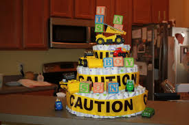 construction baby shower construction themed baby shower ideas omega center org ideas