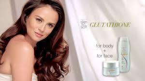 Gluta Skin avon skin so soft glutathione and lotion