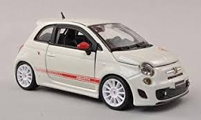 Fiat 500 Abarth White Fiat Abarth 500 Esseesse White White Wheel Rims