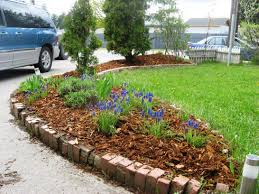 easy landscaping ideas for front yard trends and landscape images