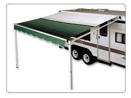 Rv Shade Awnings Travel Trailer Awning Ebay