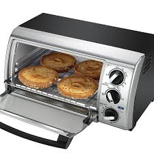 Toast In A Toaster Amazon Com Black U0026 Decker Tro480bs 4 Slice Toaster Oven Black