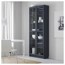 Book Cabinet With Doors by Bookcase Cabinets Rectangle Shape White Finish Wood Construction