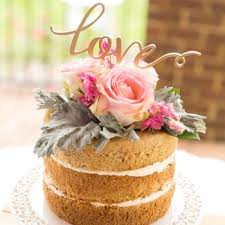 gold cake topper gold wedding cake topper l l wedding shop