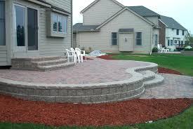 Paver Patio Cost Estimator Paver Patio Cost Estimator Per Square Foot Concrete