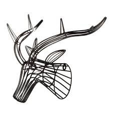 stag head designs ben de lisi wire stag head ú32 debenhams jpg metro uk