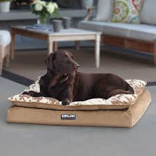 costco pet beds furniture kirkland signature pillow top orthopedic costco dog