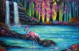 100 beautiful waterfalls with flowers nature wallpaper