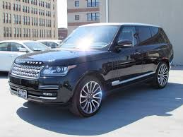 range rover blue and white 2014 range rover supercharged autobiography start up exhaust and
