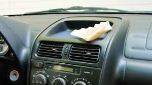 What Best To Clean Car Interior Clean The Interior Of Your Car With A Coffee Filter