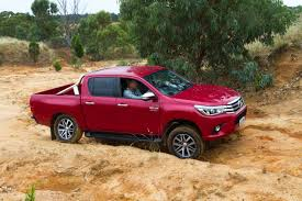 toyota hilux 2017 toyota hilux sr5 double cab 4x4 manual review loaded 4x4