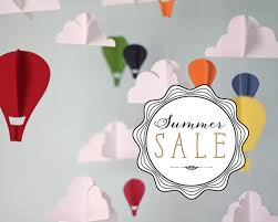 air balloon l for sale summer sale rainbow air balloon paper mobile l primary