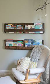 Nursery Bookshelf Ideas House Project Ideas Home Planning Ideas 2017