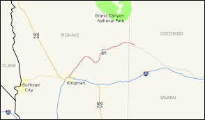 Show Route 66 Usa Map by Arizona State Route 66 Wikipedia