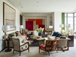 Art And Interiors When Traditional Interiors Meet Bold Contemporary Art And Design