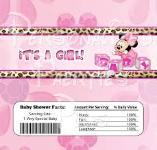 mouse candy bar wrappers