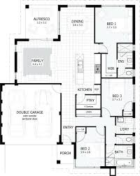 3 house plans simple 3 bedroom house plans 2 bedroom house floor plans exquisite 3