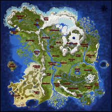 Map Of Faerun The Golden Chalice Of Kurast An Overview Game Information And