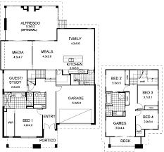 split ranch floor plans 1970 split level ranch floor plans 1970s contemporary home plans