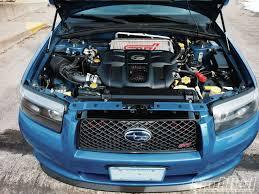 subaru sti 2016 engine 2007 subaru impreza forester fanatic modified magazine