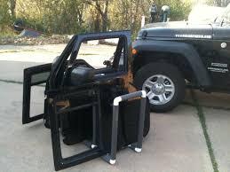 doorless jeep wrangler jeep wrangler 4 door rack jeep addict