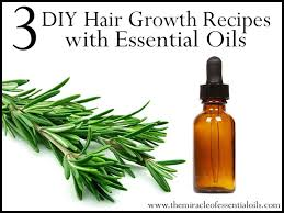 essential oils for hair growth and thickness 3 diy essential oil recipes for hair growth the miracle of