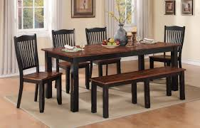 Fabric Dining Room Chairs Counter Height Table For 6 High Kitchen Table With Bench Fabric