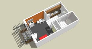 Big Thoughts On Small Spaces Archer Studios On The Forefront Of - Micro apartment design