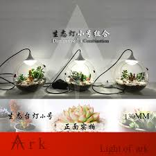 aliexpress com buy ark light diy decoration miniature glass pot