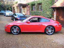 porsche 911 997 for sale porsche 911 997 4s coupe with just 16 for