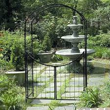 wedding arches plans garden arches arbors garden arbor gate steel archway trellis