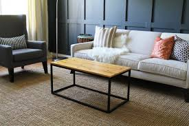 coffee tables mesmerizing homemade coffee table turned legs