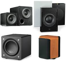 best value speakers for home theater the 10 best subwoofers to buy right now sound u0026 vision