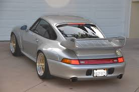 80s porsche 911 turbo tuner tuesday 1997 911 andial twin plug twin turbo german cars