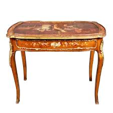 antique ladies writing desk antique louis xiv style gold gilt vernis martin ladies writing desk