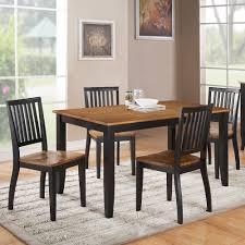 black dining room sets dining