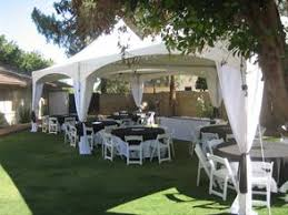 Pictures Of Backyard Wedding Receptions Backyard Wedding Reception In Scottsdale Az By Jms Tents
