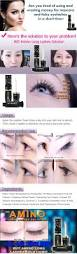wii wii amino long lashes solution