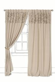 Dainty Home Flamenco Ruffled Shower Curtain Ruffled Curtains For Kitchen Stupendous Ruffle Shower Best Curtain