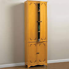 furniture ultra tall narrow wall storage cabinet pantry for small