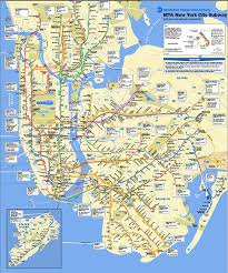 mta map subway a brighter palette for the 2010 mta subway map artcards review