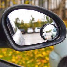 ls plus round mirror car wing mirrors accessories ebay