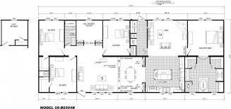 Floor Plans For Modular Homes Modular Home Floor Plans 4 Bedrooms Bedroom Floor Plan B 6594
