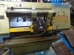 startrite h250m horizontal bandsaw 1st machinery