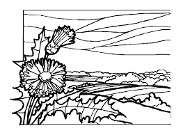Landscapes To Color 1 Landscapes Coloring Pages For Adults Pages For To Color