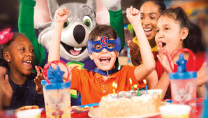 7 fantastic kids u0027 birthday party locations chuck e cheese u0027s