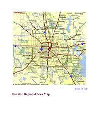 map of houston area houston area neighborhoods maps