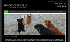 minoggie kennels portland wordpress website design boingworks com