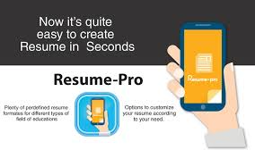 Best Resume App Android by Super Resume Pro Android Apps On Google Play
