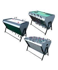 3 in 1 pool table air hockey 3 in 1 game table foosball pool and air hockey 3 in 1 rotating multi